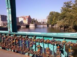 wroclaw most tumski