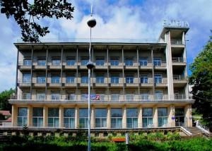 Krynica Zdrój - Patria budynek