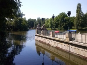 Warszawa lazienki wycieczki
