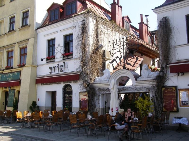 krakow Kazimierz-ariel