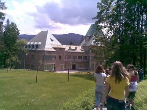 wisla zamek