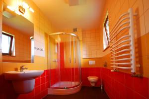 żegiestów- Wiktor łazienka