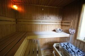 Bukowina Tatrzańska- Rysy sauna