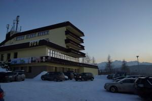 BukowinaTatrzańska - Rysy budynek
