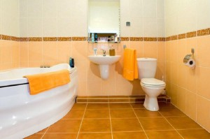 Kołobrzeg - Muszelka łazienka