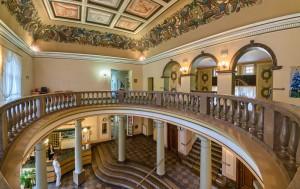 Krynica Zdrój - Nowe Łazienki Mineralne Hall
