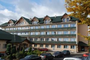 Polańczyk - Plon budynek