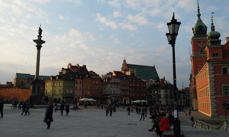 Warszawa-Pl.Zamkowy